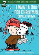 I Want A Dog For Christmas, Charlie Brown: Deluxe Edition