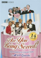 Are You Being Served?: The Complete Collection - Series 1 - 10