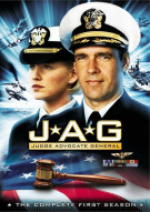 JAG: The Complete Seasons 1 - 9
