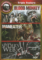 Maneater Series Collection: Volume 3