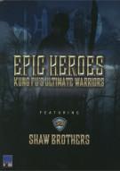 Epic Heroes: Kung Fus Ultimate Warriors (Collectors Tin)