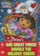 Dora The Explorer: Doras Christmas Carol Adventure / Doras Christmas (2 Pack)