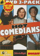Hot Comedians (Box Set)