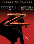 Mask Of Zorro, The / The Legend Of Zorro (Double Feature)
