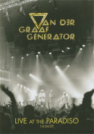 Van Der Graaf Generator: Live At The Paradiso