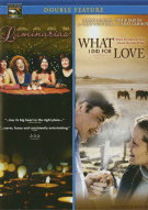 Luminarias / What I Did For Love (Double Feature)