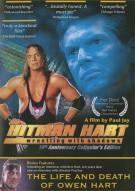 Hitman Hart: Wrestling With Shadows