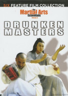 Martial Arts Essentials: Drunken Masters