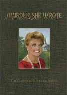 Murder, She Wrote: The Complete Eleventh Season