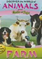 Discover The World Of Animals With Cecile And Pepo: Farm