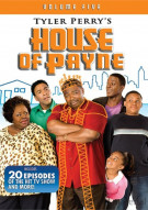 Tyler Perrys House Of Payne: Volume Five