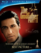 Godfather, The: Part II - The Coppola Restoration - The Sapphire Series