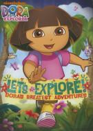 Dora The Explorer: Lets Explore! Doras Greatest Adventures
