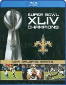 NFL Super Bowl XLIV Champions