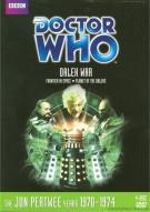 Doctor Who: Dalek War