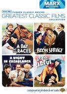 Greatest Classic Films: Marx Brothers