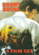 Sonny Chiba 4-Film Set