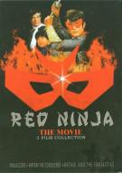 Red Ninja 3-Film Set