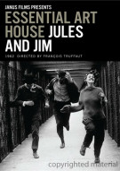 Jules And Jim: Essential Art House
