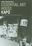 Kapo: Essential Art House