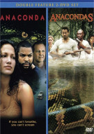Anaconda / Anacondas: Hunt For The Blood Orchid (Double Feature)