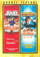 Baby Geniuses / Superbabies: Baby Geniuses 2 (Double Feature)