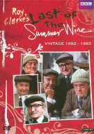 Last Of The Summer Wine: Vintage 1982 - 1983