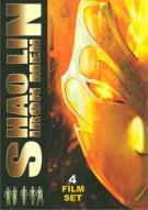 Shaolin Iron Men: 4-Film Set