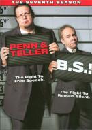 Penn & Teller: BS! The Seventh Season - Censored