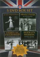 British Invasion: 5 DVD Box Set