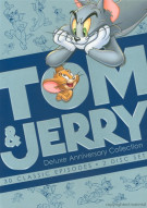 Tom & Jerry: Deluxe Anniversary Collection