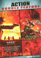 Exiled / Dynamite Warrior (Double Feature)