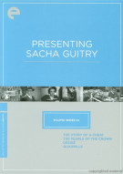 Presenting Sacha Guitry: Eclipse From The Criterion Collection