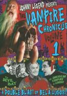 Vampire Chronicles: Vol. 1 - American Vampire In London / Devil Bat