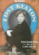 Lost Keaton: Sixteen Comedy Shorts 1934 - 37