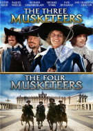 Three Musketeers, The / The Four Musketeers (Double Feature)