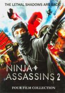 Ninja Assassins 2: 4-Film Set