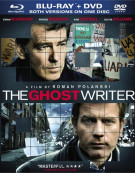 Ghost Writer, The (Blu-ray + DVD Combo)