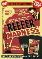 Reefer Madness: DVDTee (Large)
