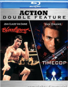 Bloodsport / Timecop (Double Feature)