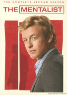 Mentalist, The: The Complete Second Season