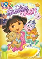 Dora The Explorer: Doras Slumber Party