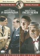 Sherlock Holmes In Washington / Sherlock Holmes Faces Death (Double Feature)
