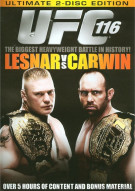 UFC 116: Lesnar Vs. Carwin - Ultimate 2 Disc Edition