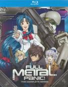 Full Metal Panic!: Complete Series (Remastered)