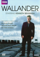 Wallander: Faceless Killers, The Man Who Smiled, The Fifth Woman