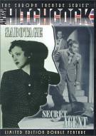 Sabotage / Secret Agent: Alfred Hitchcock