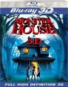 Monster House (Blu-ray 3D)