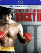 Rocky II (Blu-ray + DVD Combo)