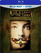 Silence Of The Lambs, The (Blu-ray + DVD Combo)